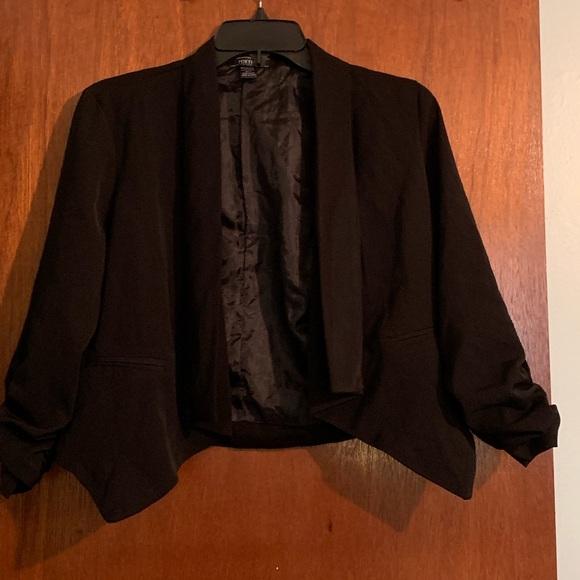 Poetry Jackets & Blazers - Poetry Black Blazer